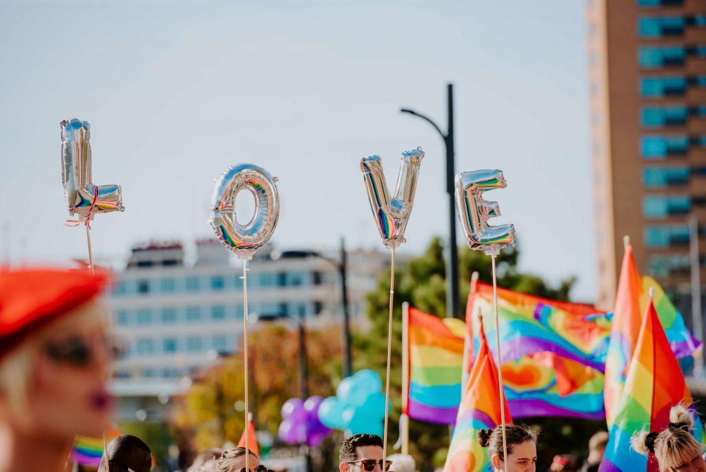 Pride festival Rotterdam