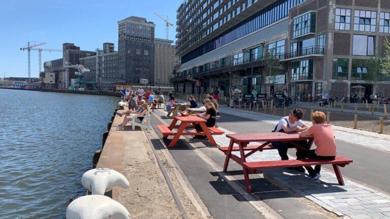 Leukste Terrassen Rotterdam