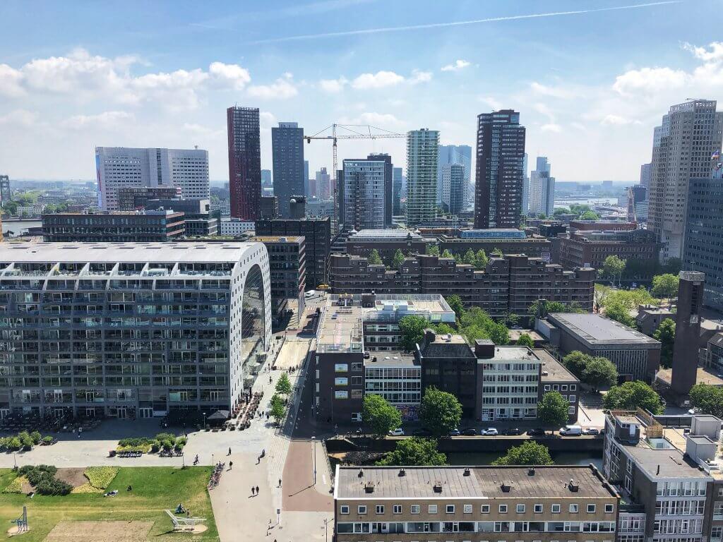 Dakendagen Rotterdam