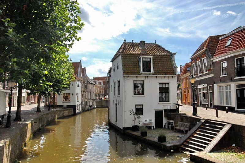 Fietstocht Rotterdam