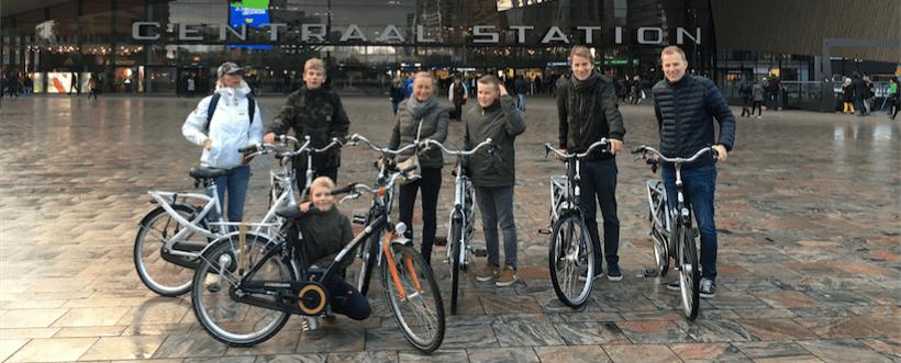 Schoolreisje Rotterdam
