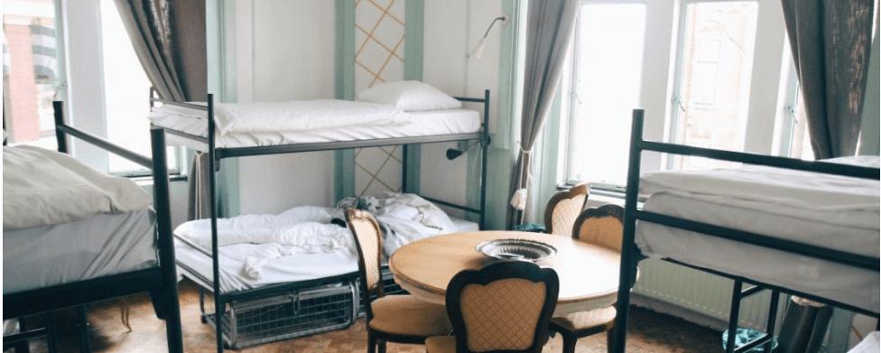 sparks Rotterdam, Hostel Rotterdam
