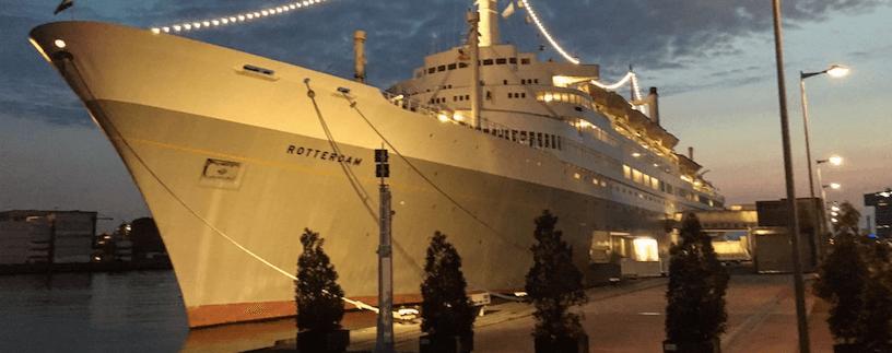 SS Rotterdam, groepsaccommodatie Rotterdam