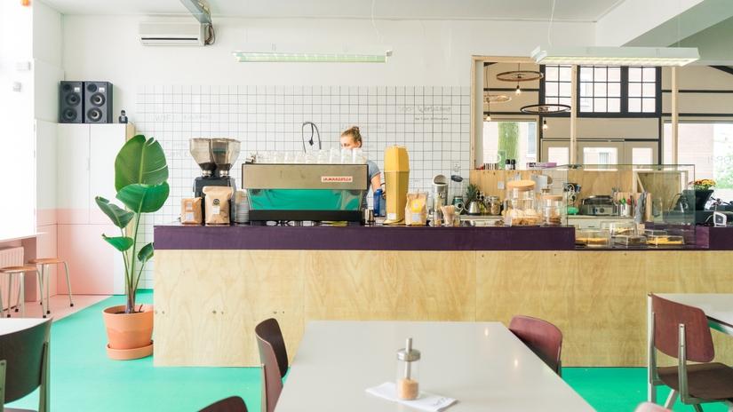 Koffie Rotterdam, Coppi
