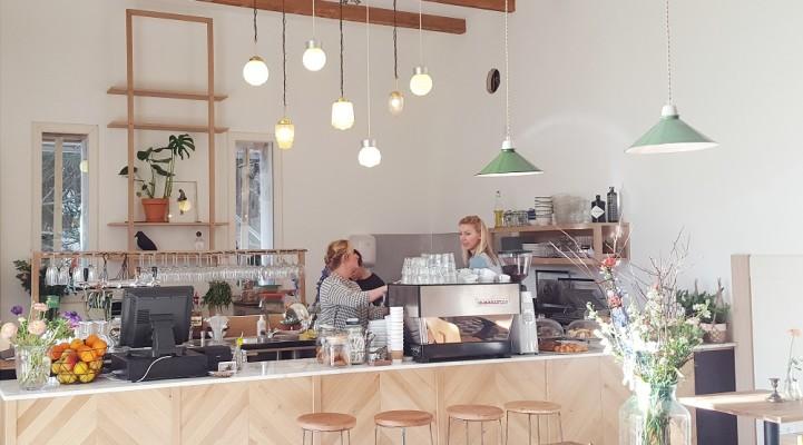 Koffie Rotterdam, Parquit