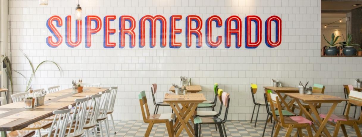 Uit eten Rotterdam, Supermercado