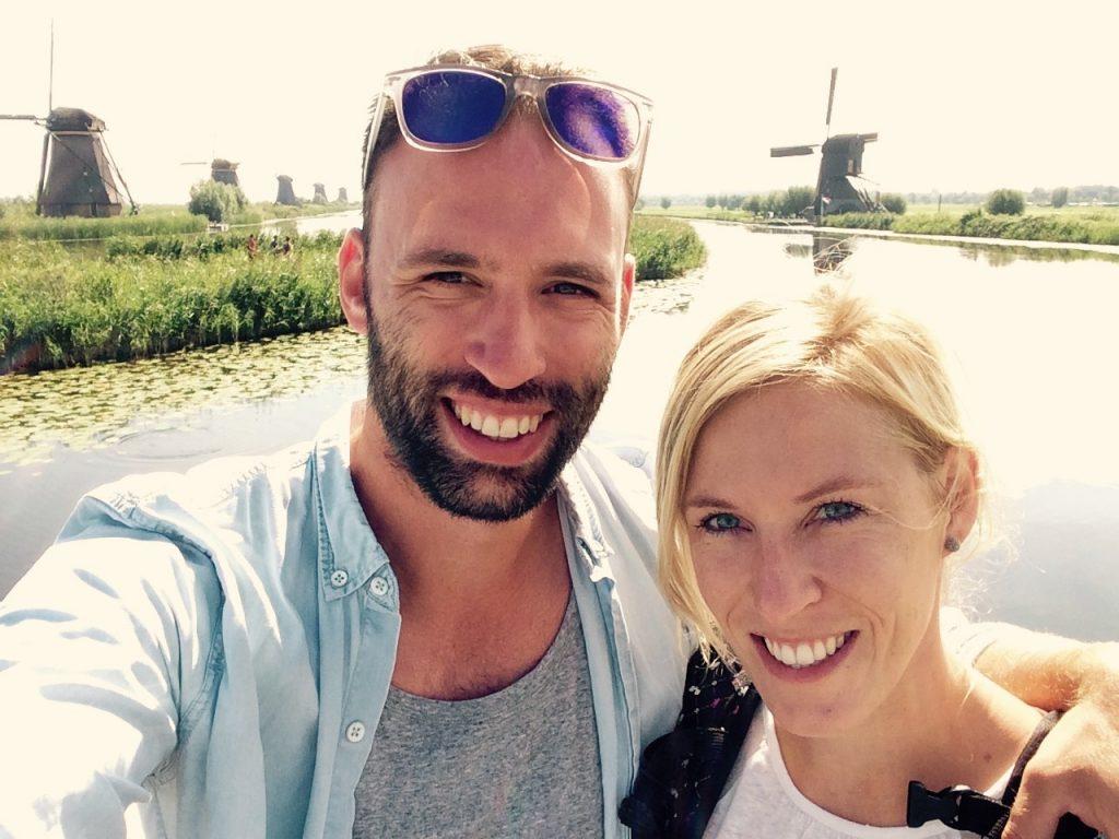 Linda & Marijn, de oprichters van seeRotterdam fietstours